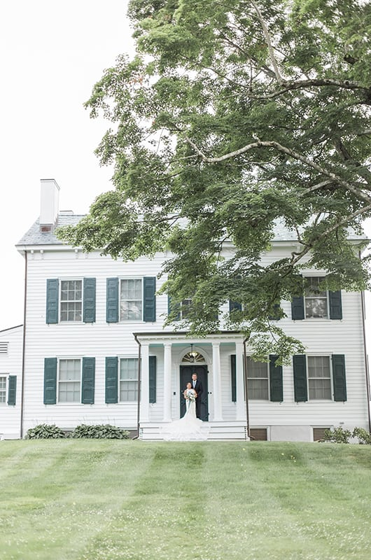 Sweet Princeton Vow Renewal House