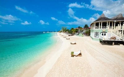 Sandals All-Inclusive Turns Chic Luxury in Montego Bay, Jamaica