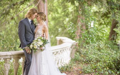 Chic Garden Wedding Inspiration