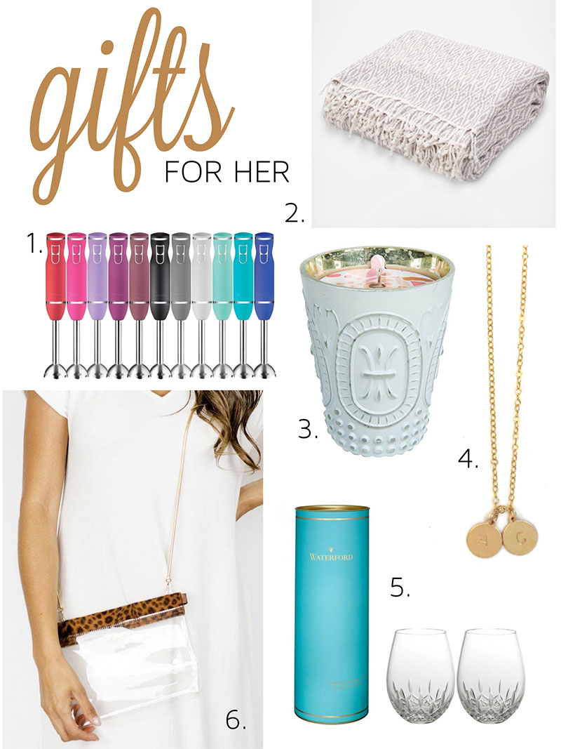 Holiday Gift Guide For Her 1