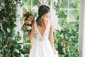 Relaxed Yet Refined Southern Wedding Inspiration Feature Image
