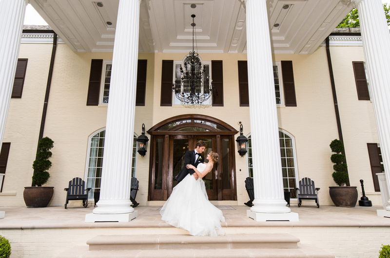 Formal Southern Wedding Inspriation Venue