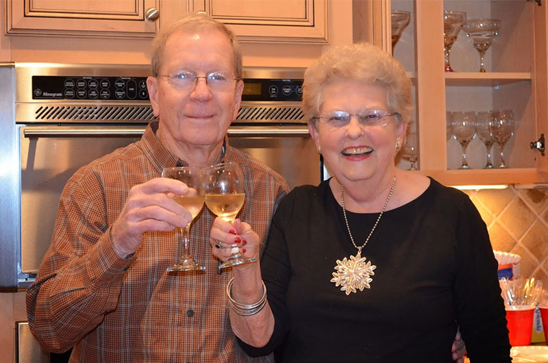 After 51 Years of Wedded Bliss, Gail Lets Us In on What Makes a Lasting Marriage