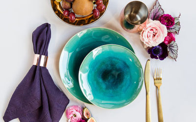 5 Tips on Selecting Dinnerware You Can Dress Up or Down