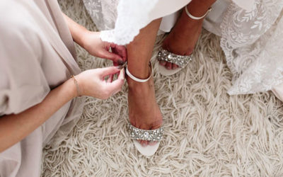 7 Tips For Choosing Your Wedding Shoes