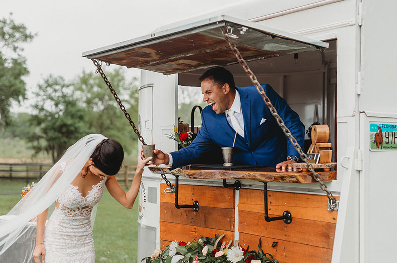 A Classic Kentucky Derby Styled Wedding at Covington Farm