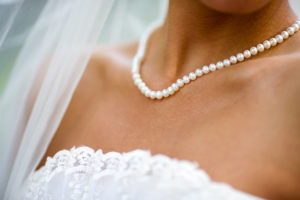 Sissy's Log Cabin How To Wear Pearls From Every Day To Wedding Day Pearl Necklace