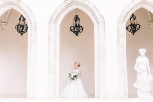 Statuesque Style Lauren Marks Photography Chateau Cocomar Bride