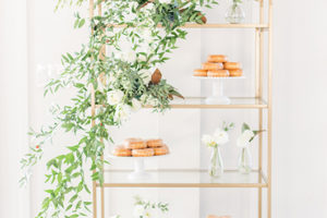 Katie And Alec Wedding Decor Shelf