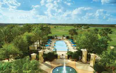 Omni Orlando Resort at ChampionsGate, Orlando, Florida
