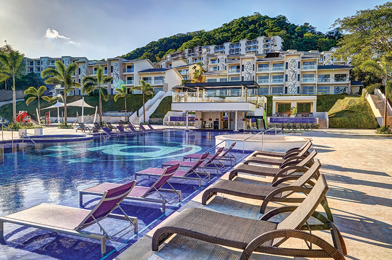 Planet Hollywood Beach Resort, Papagayo, Costa Rica