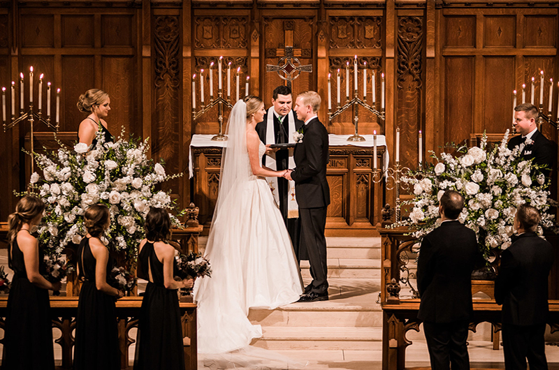 Kathryn Leona And Justin Stewart Cox Vow Ceremony