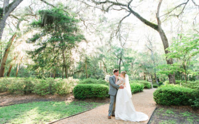 5 Dreamiest Coastal Wedding & Engagement Photo Locations in the Golden Isles
