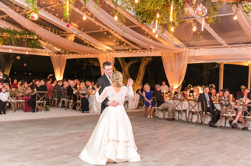 Kristin Almond & Jay Brown First Dance