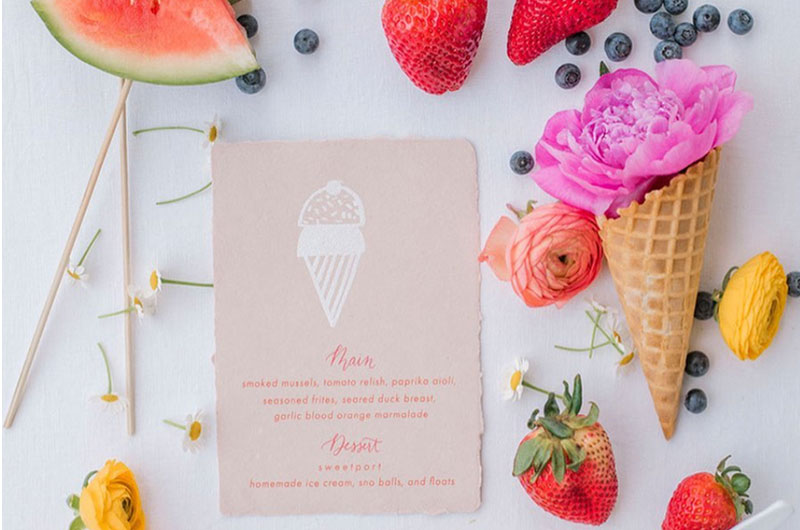 Say I Do with Stylish Wedding Stationery