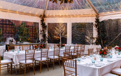 The Ivy Hotel's Winter Garden is a Romantic Haven for Baltimore Weddings & Private Parties