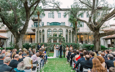 Tying the Knot on Sea Island, Georgia: A Real Golden Isles Wedding