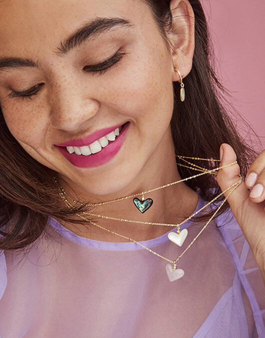 Major Heart Eyes for Kendra Scott's 2020 Valentine's Collection
