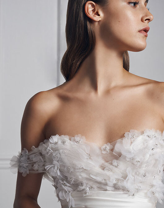Extra Sweet Styles from Anne Barge Bridal