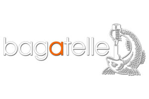 Historic Bagatelle Restaurant In Old Town Key West, Florida Logo