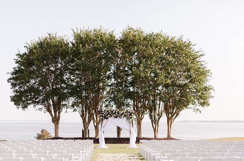 Brittany Wise And Dalton Roe Ceremony Location