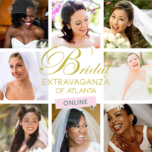 Attend Bridal Extravaganza of Atlanta This July From The Comfort of Your Home