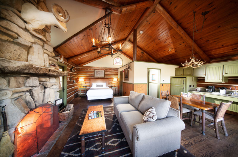 Escape To Connect Amongst Nature At Big Cedar Lodge One Room Cabin
