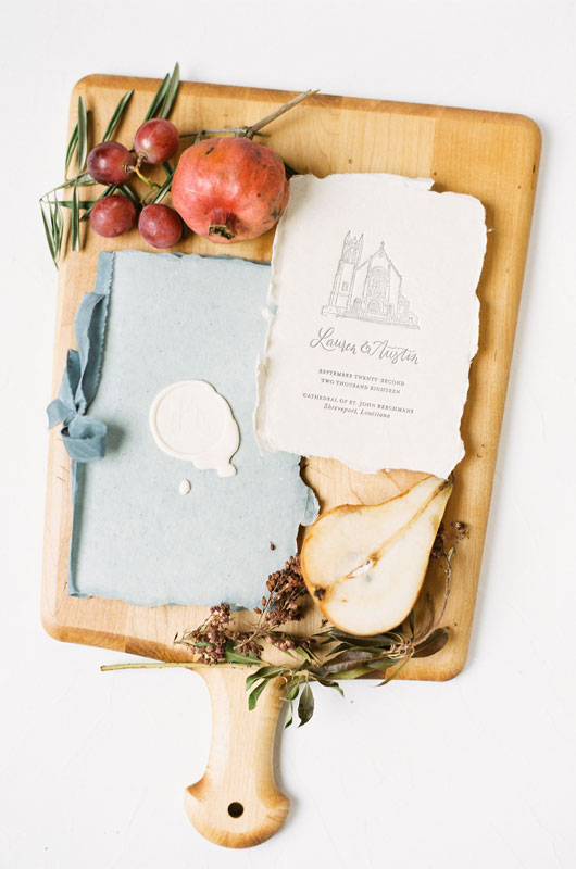 LineAveCalligraphy Revives Lost Artforms To Make Stunning Stationery Fruit Invitations