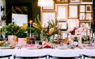 Create a Dreamy At-Home Date Night