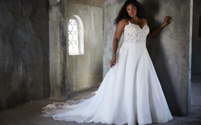 Project Runway Supermodel Liris Crosse Discusses Diversity in the Bridal Fashion Industry